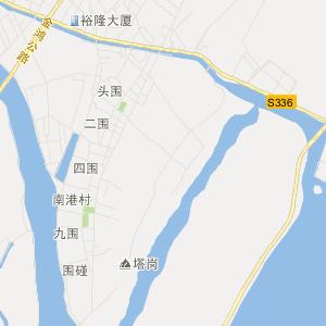 广东旅游地图 汕头旅游地图