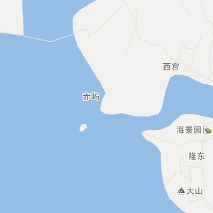 广东旅游地图 潮州旅游地图