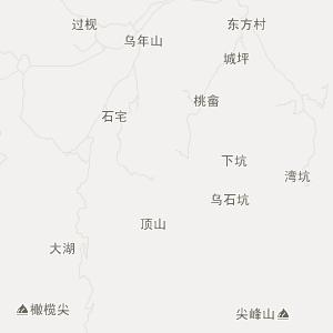 漳州云霄交通地图_中国电子地图网