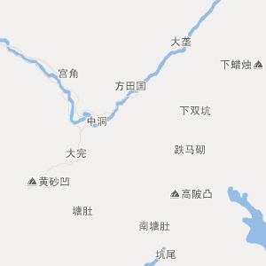 河源到深圳福田地图