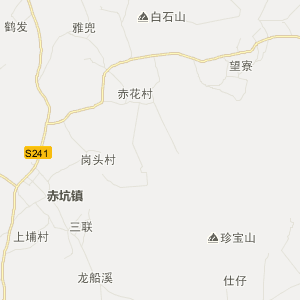 陆丰上英旅游地图_中国电子地图网