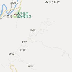 地图_永定县在线交通图查询