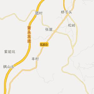 福建旅游地图 龙岩旅游地图