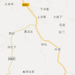 福建省交通地图 龙岩市交通地图