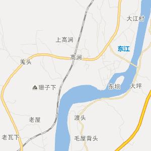 惠州到桂林地图