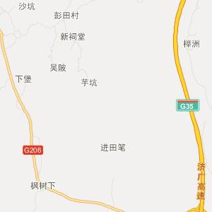 广昌赤水交通地图_中国电子地图网图片