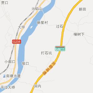 西梁村地图_陕西省汉中市镇巴县三溪乡西梁村-地名