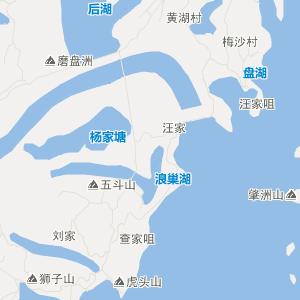 都昌周溪旅游地图_中国电子地图网