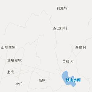江西交通地图 鹰潭交通地图