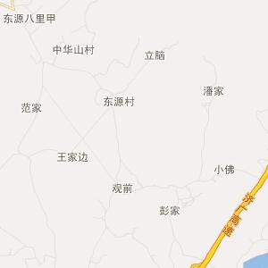 乐平塔前交通地图_中国电子地图网