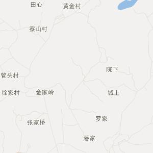 高安太阳交通地图_中国电子地图网