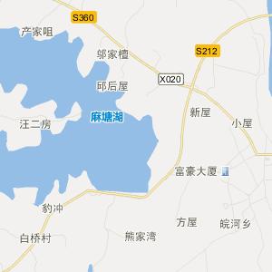 安庆市旅游地图 怀宁县旅游地图