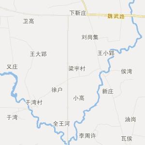 肥东牌坊交通地图_中国电子地图网图片