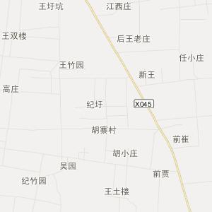 利辛江集交通地图_中国电子地图网