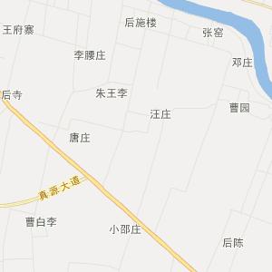 涡阳飞机场最终选址