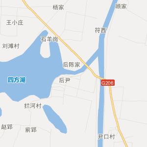河南鹤壁市新镇地图