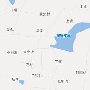 定远县朱湾镇旅游地图