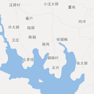 肥东元疃交通地图_中国电子地图网图片