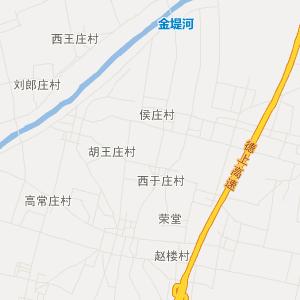 濮阳范县旅游地图_中国电子地图网