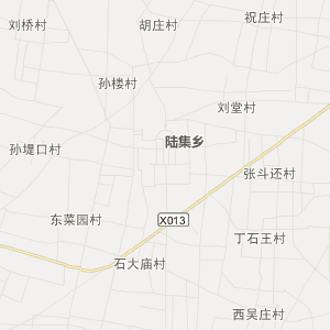 范县陈庄旅游地图_中国电子地图网