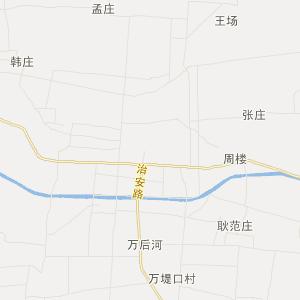 虞城贾寨旅游地图_中国电子地图网