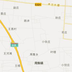 梁园区平台镇交通地图图片