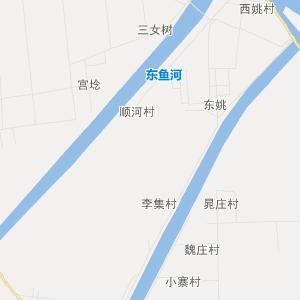 山东省旅游地图 济宁市旅游地图