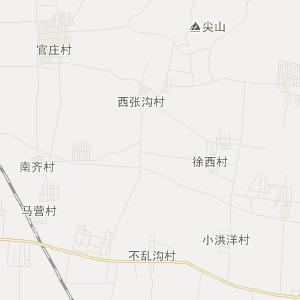 山东省交通地图 济宁市交通地图