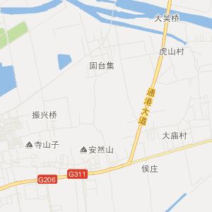 大庙镇地图_太和县大庙镇三维电子地图和邮编
