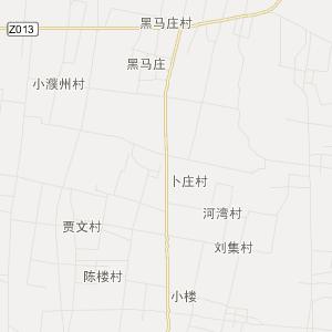 濮阳县文留镇交通地图