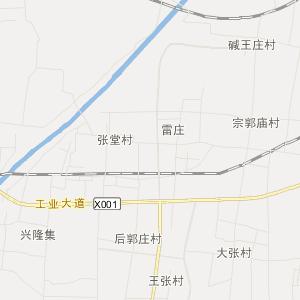 濮阳户部寨交通地图_中国电子地图网