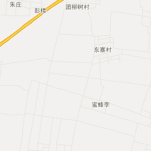 山东省交通地图 菏泽市交通地图