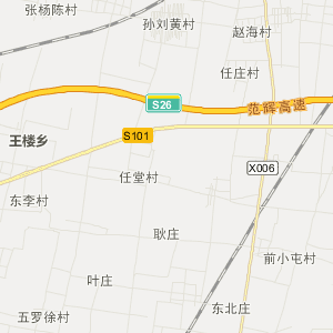 范县杨集乡旅游地图_中国电子地图网图片