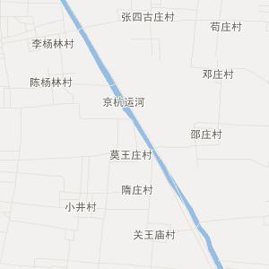 冠县范寨旅游地图_中国电子地图网图片