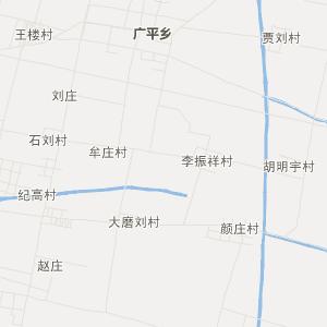 茌平广平旅游地图_中国电子地图网图片