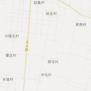 阳谷到泰山地图