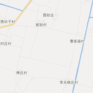 平原坊子旅游地图_坊子在线旅游图