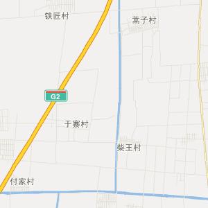 正在建设的京沪高速公路(复线)穿境而
