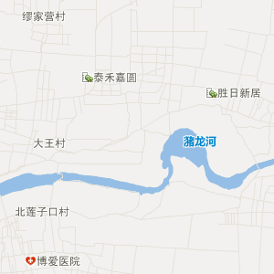 肃宁尚村旅游地图_中国电子地图网