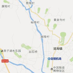 崔村一里小区整体结构平面图