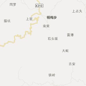 福建省交通地图 泉州市交通地图