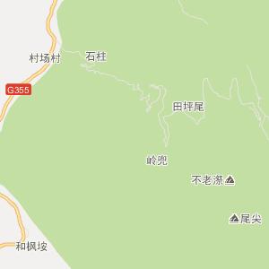 福建旅游地图 泉州旅游地图