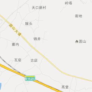 福建漳州旅游地图_漳州在线旅游图
