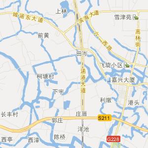 南靖县和永定县地图