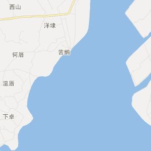 特殊的地理位置,使忠门镇成为忠门半岛的经济和文化中心.