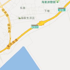 福建省交通地图 莆田市交通地图