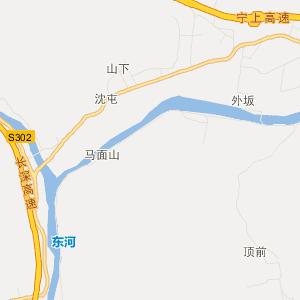 福建省旅游地图 南平市旅游地图