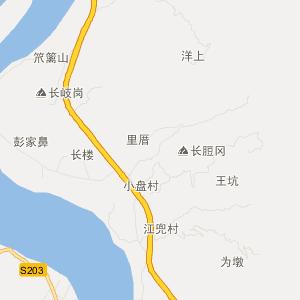 福建省旅游地图 宁德市旅游地图