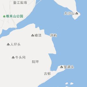 福建旅游地图 宁德旅游地图
