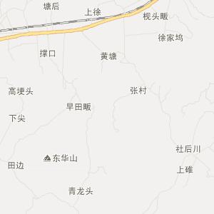 江山四都旅游地图_中国电子地图网